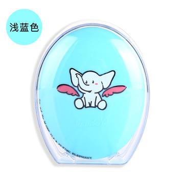 【国内直邮】泰国小飞象Sa.Ad.Na莎桉纳硅胶洁面仪 蓝色