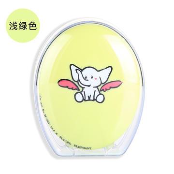 【香港直邮】泰国小飞象Sa.Ad.Na莎桉纳硅胶洁面仪 黄色