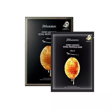 【批发】【微信下单】【德邦到付】韩国 JM solution 水光蜂蜜面膜 10片/盒