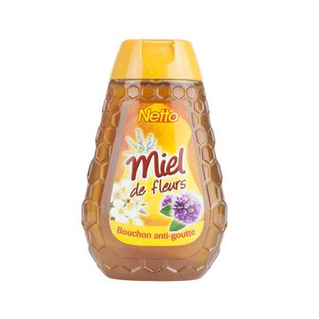 法国 Netto 蜜多 蜂蜜 370g
