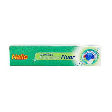 法国 Netto 蜜多 成人含氟牙膏 75ml