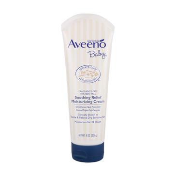美国 Aveeno Baby 艾维诺 婴儿舒缓乳霜 226g