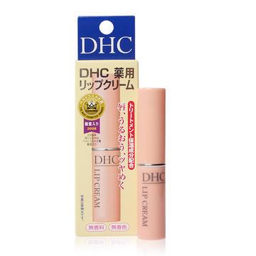 日本 DHC 蝶翠诗 药用纯榄护唇膏 橄榄润唇膏