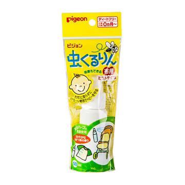 日本 Pigeon 贝亲 天然桉树精华驱蚊防虫喷雾 50ml